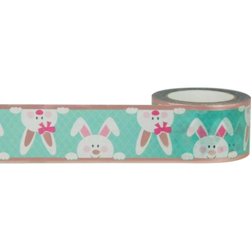 Masking Tape - Foil Tape BUNNIES Little B