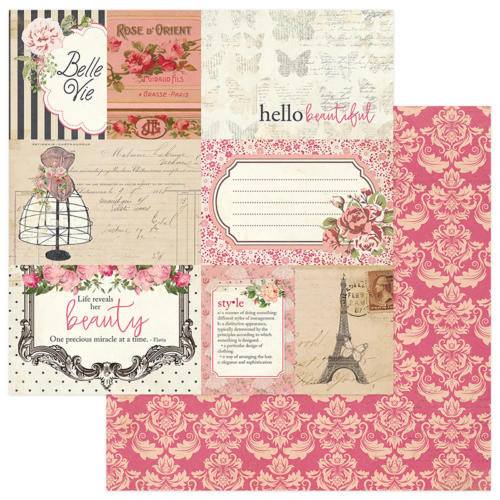 PhotoPlay - Julie Nutting - BELLE VIE - 3X4/4X6 Cards