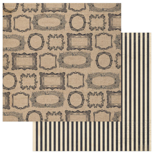 PhotoPlay - Julie Nutting - BELLE VIE - Burlap Frames