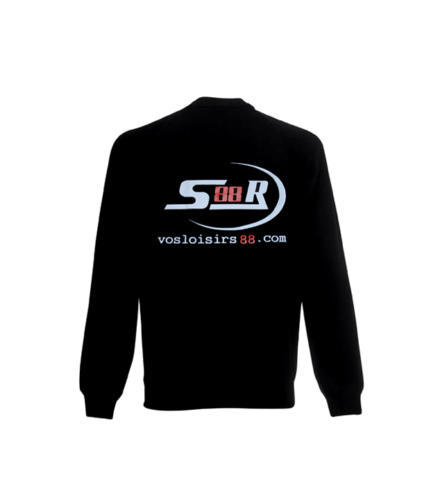 Vêtement S88R - Pull Col Rond S88R