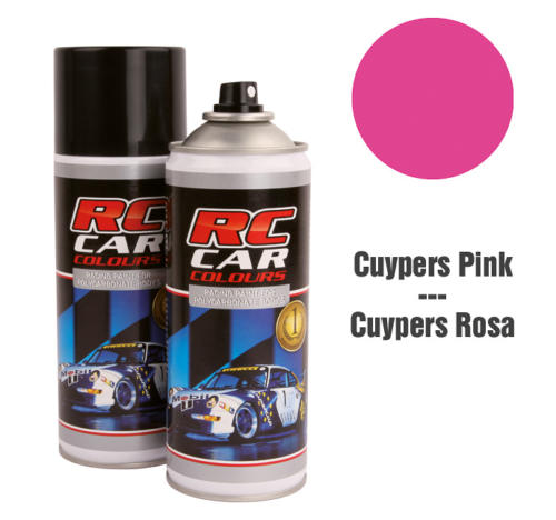 RC1009 - Peinture Bombe ROSE CUYPERS 150ml RC Cars