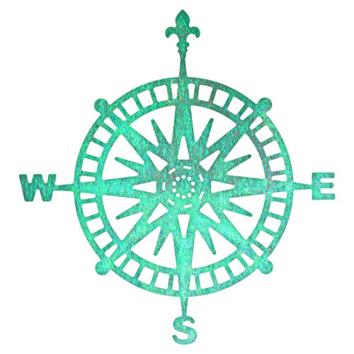Dies Cheery Lyn  Designs - Ship's Compass B395