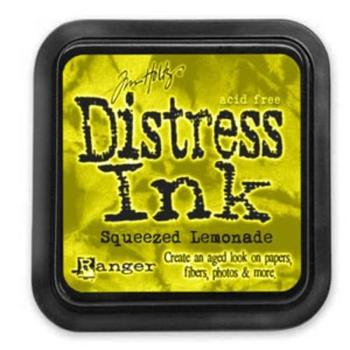 Encre Distress - SQUEEZED LEMONADE Ranger Ink by Tim Holtz