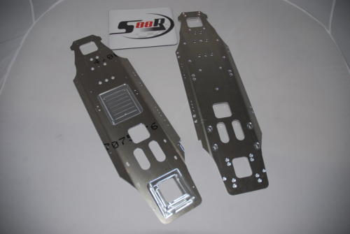 S800/1 - FF S88R 2012 - Chassis 4mm