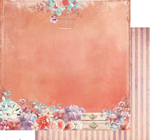 Papier 49 MARKET - Heirloom Botanicals PASSAGE 84888