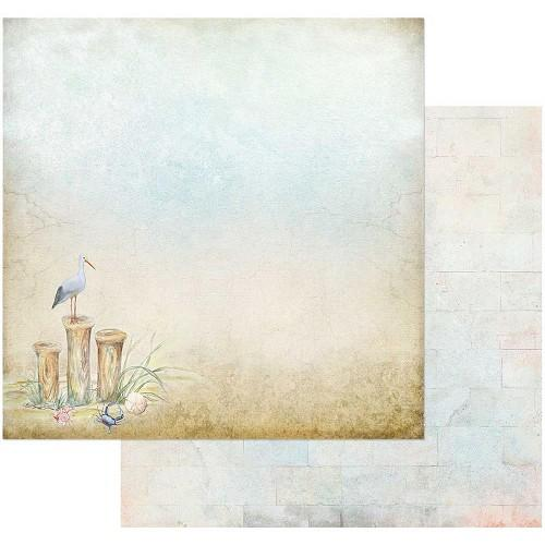 Papier 49 MARKET - Sand and Sea - IN THE BLUFF 86363