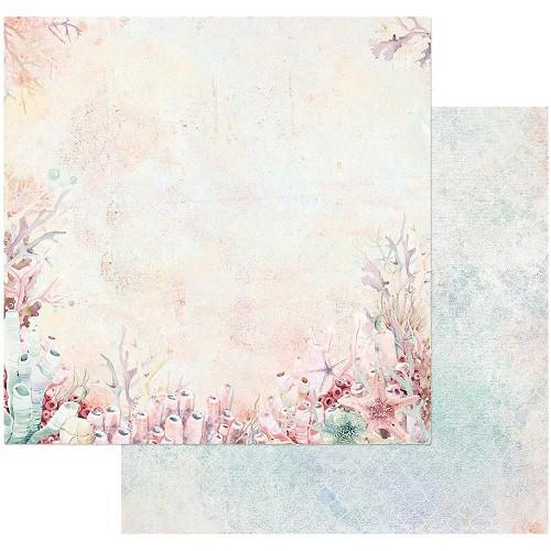 Papier 49 MARKET - Sand and Sea - CORAL REEF 86370
