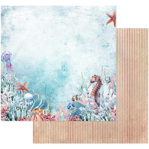 Papier 49 MARKET - Sand and Sea - SEA WORLD 86394