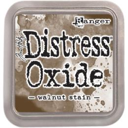 Encre Distress Oxide - WALNUT STAIN Ranger Ink by Tim Holtz
