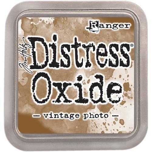 Encre Distress Oxide - VINTAGE PHOTO Ranger Ink by Tim Holtz