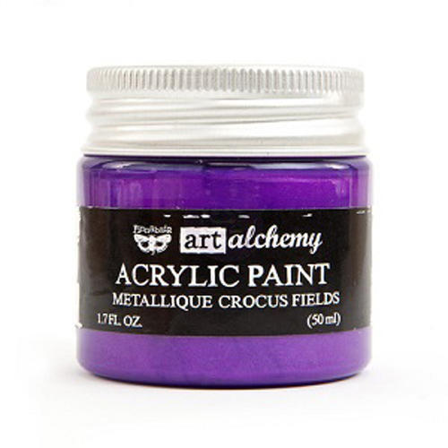 Peinture Acrylique Métallique Art Alchemy CROCUS FIELDS Prima Marketing