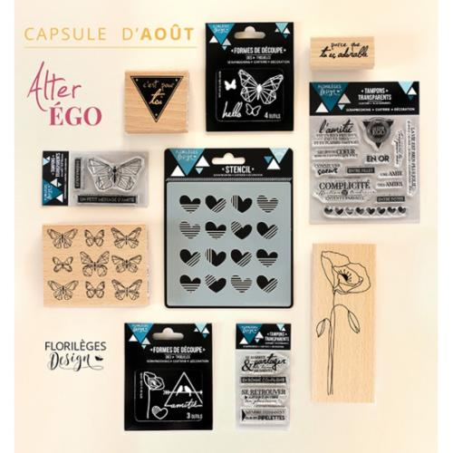 Pack Capsule Aout Florilèges Design - ALTER EGO