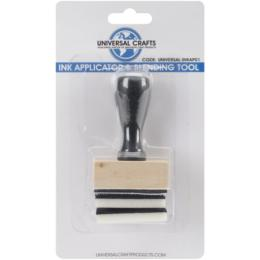 Ink Applicator - Applicateur Encre avec 2 Mousses