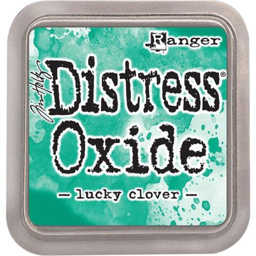 Encre Distress Oxide - LUCKY CLOVER Ranger Ink by Tim Holtz
