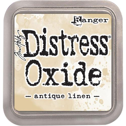 Encre Distress Oxide - ANTIQUE LINEN Ranger Ink by Tim Holtz