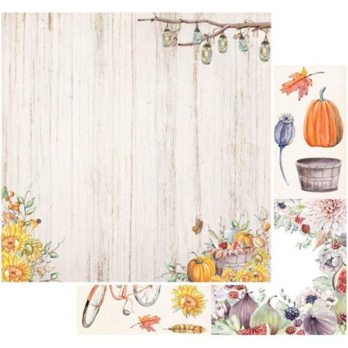 Papier 49 MARKET -Rusty Autumn - SUNFLOWER DELIGHT 86868