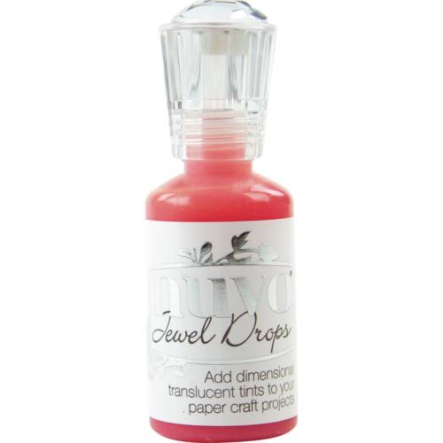 Jewel Drops - Encre NUVO STRAWBERRY COULIS