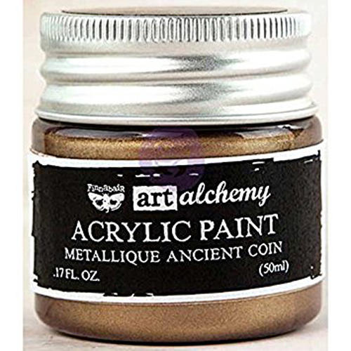 Peinture Acrylique Métallique Art Alchemy ANCIENT COIN Prima Marketing