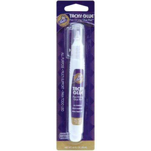 Stylo Colle TACKY GLUE Colle Blanche 118ml