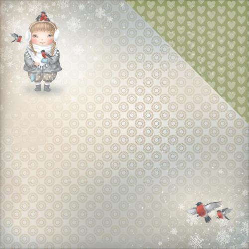 ScrapBerry's - ONCE UPON A WINTER - Welcome Winter