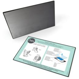 BIG SHOT - Precision Base Plate - Plaque en Métal - Sizzix