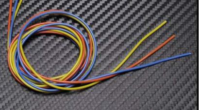 PN Racing - 700120 - Câble Moteur Brushless en silicone 20awg (x3)