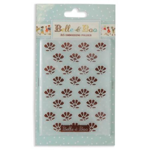 Plaque Embossage - BELLE & BOO - Trimcraft