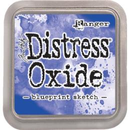 Encre Distress Oxide - BLUEPRINT SKETCH Ranger Ink by Tim Holtz