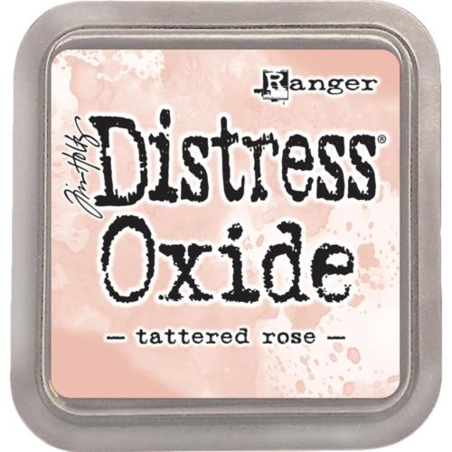 Encre Distress Oxide - TATTERED ROSE Ranger Ink by Tim Holtz