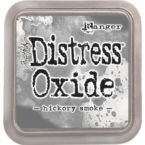 Encre Distress Oxide - HICKORY SMOKE Ranger Ink by Tim Holtz