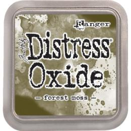 Encre Distress Oxide - FOREST MOSS Ranger Ink by Tim Holtz