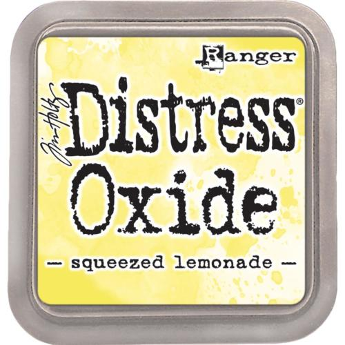 Encre Distress Oxide - SQUEEZED LEMONADE Ranger Ink by Tim Holtz