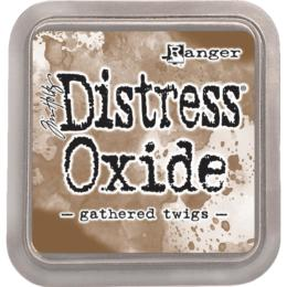 Encre Distress Oxide - GATHERED TWIGS Ranger Ink by Tim Holtz