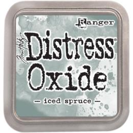 Encre Distress Oxide - ICED SPRUCE Ranger Ink by Tim Holtz
