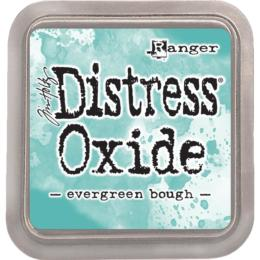 Encre Distress Oxide - EVERGREEN BOUGH Ranger Ink by Tim Holtz
