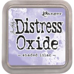 Encre Distress Oxide - SHADED LILAC Ranger Ink by Tim Holtz