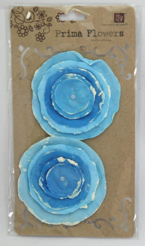 -30% Prima Marketing : Fleurs LOLLIPOPS FROSTY BLUE