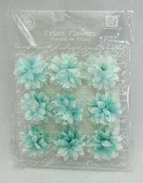 -30% Prima Marketing : Fleurs GILLIAN AQUA