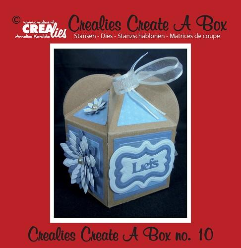 Dies Crealies - Create A Box N°10