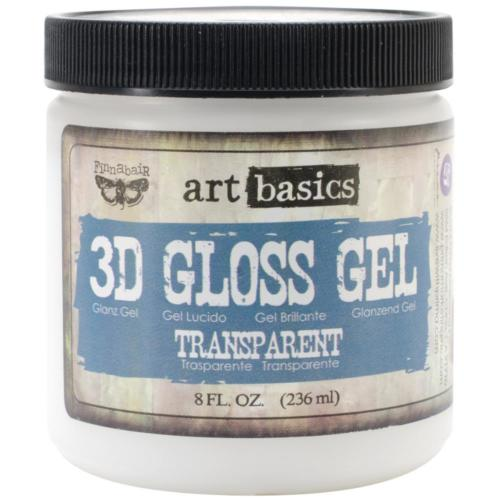 Medium 3D Gloss Gel 236ml - Prima Marketing