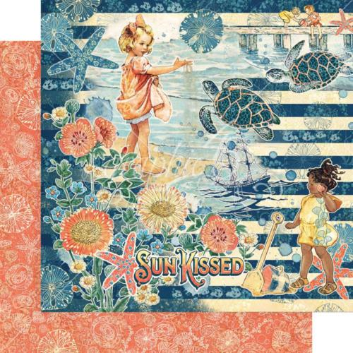 Graphic 45 - Sun Kissed - Sun Kissed