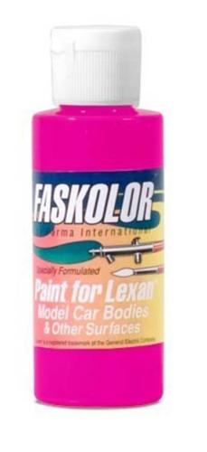 40102 - Faskolor RAZBERRY FLUO 60ml