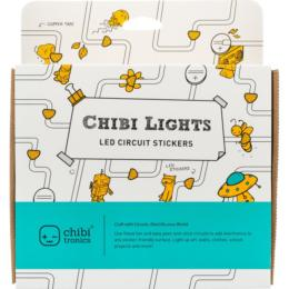 KIT CHIBI LIGHT - LED STICKERS - pour Cartes Lumineuses