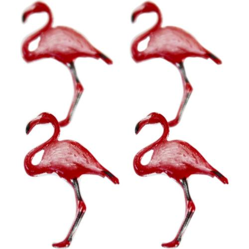 Attaches Parisiennes - Brads FLAMINGO