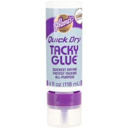 QUICK DRY Tacky Glue Colle Blanche 118ml