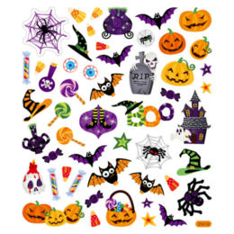 Autocollants Halloween - Stickers HALLOWEEN