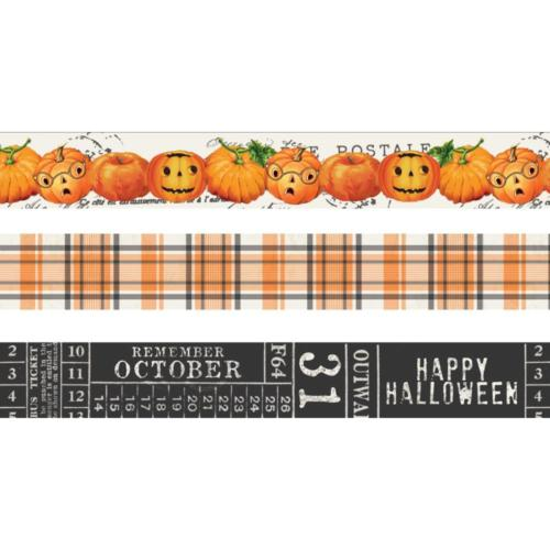 Masking Tape HALLOWEEN - Carpe Diem SIMPLE VINTAGE
