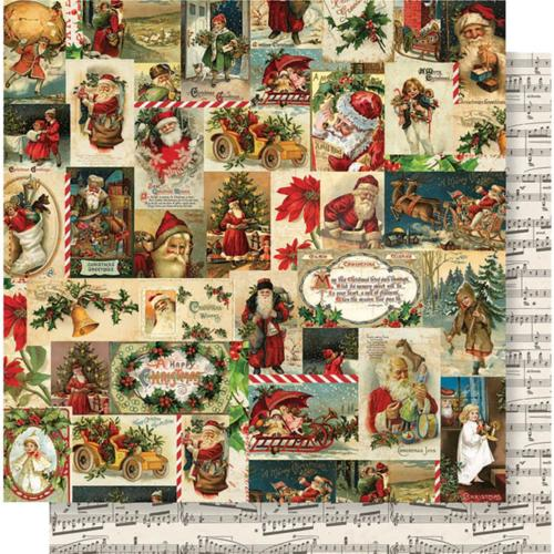 SIMPLE VINTAGE CHRISTMAS - Jolly Holidays - Simple Stories