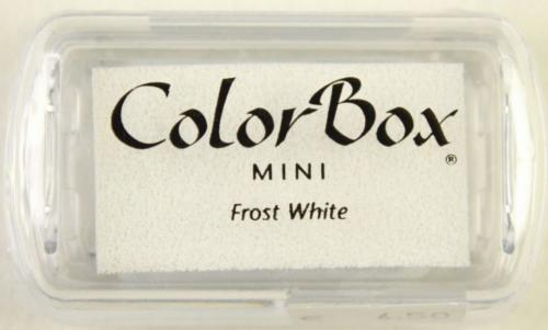 COLORBOX - Mini encreur FROST WHITE