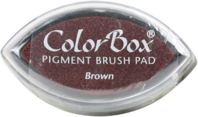 COLORBOX - Cat's Eye encreur BROWN